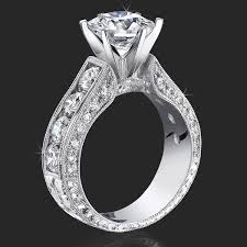 engage diamond ring 4 prongs vs 6 prongs unique engagement rings for women by