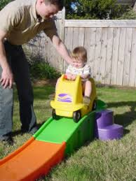 kids backyard roller coaster for young thrill seekers best