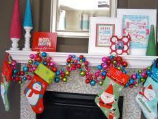 Simple Office Christmas Decorations - 77 diy christmas decorating ideas hgtv