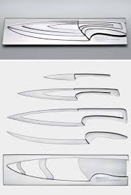 nesting kitchen knives 41 best couteaux images on product design kitchen and