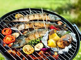 cuisine au barbecue file maquereaux grillés au barbecue au grau du roi jpg wikimedia