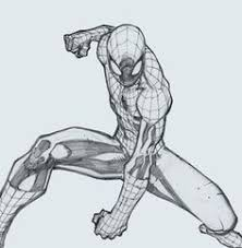 how to draw spiderman different strokes art tips tutorials