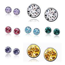 original earrings btime wholesale assorted 0 7cm original stud