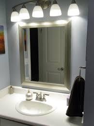 Ceiling Mount Vanity Light Chrome Bathroom Light Fixtures Bel Air Bath Morgan House Bathroom