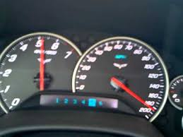 corvette c6 top speed 185 mph with corvette c6