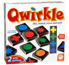amazon com qwirkle board game mindware toys u0026 games