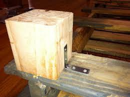 Pallet Bed Frame Plans Pallet Platform Bed Frame Step By Step U2014 S E V E N T Y 7