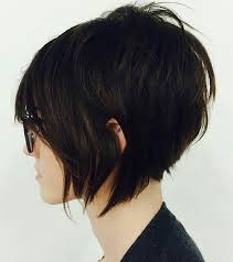 haircuts long in front cropped in back best 25 stacked bob long ideas on pinterest longer stacked bob