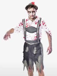 Butcher Halloween Costume Zombie Halloween Costumes Party Delights