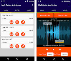 mp3 cutter apk fast mp3 cutter and joiner apk version 6 0 grant
