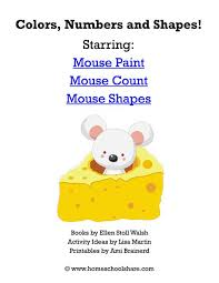 25 mouse paint activities ideas preschool