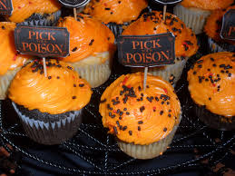 platinum touch events halloween dessert table
