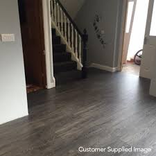Lamination Flooring Black Smoked Oak 8mm Premier Elite Laminate Flooring