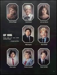 briggs high school yearbook explore 1986 elgin high school yearbook elgin ok classmates