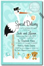 stork baby shower vintage retro stork baby shower invitations di 4510 harrison