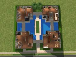 sims 2 floor plans sims floor plans homes zone