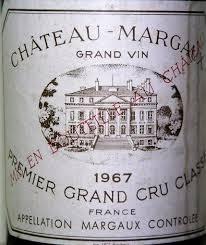 chateau margaux i will drink 1967 château margaux bordeaux médoc margaux cellartracker