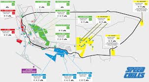 map of le mans le mans 24 cing book le mans 24 hour packages