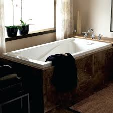 7 foot long bathtub appealing bathtub center drain 7 cayman x