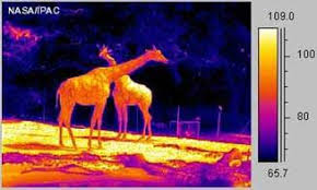 what is infrared light used for facebook