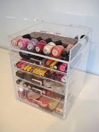 Home Interior Materials Amazon Com Acrylic Makeup Cosmetics Organizer 5 Drawer Plus 1