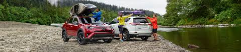 toyota financial services full site 2018 toyota rav4 crossover suv the right choice for any adventure