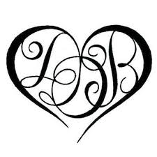 best 25 initial tattoos ideas on pinterest rose tattoo with