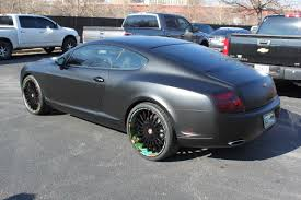 matte bentley color wraps digital efx wraps