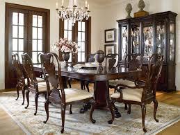 castillian double pedestal table dining room furniture