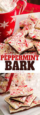 peppermint bark tidymom