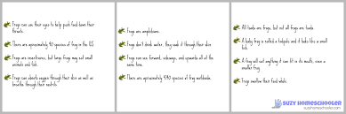 free printable frog fact valentines suzy homeschooler
