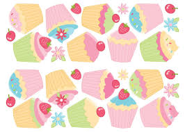 wall stickers usa brewster cupcake wall stickers home decor wallpaper decals photo