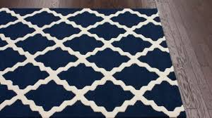 majestic design navy blue and white area rugs striped rug home