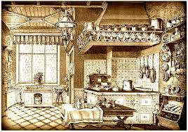 part 1 u2013 the housier cabinet 1890 u0027s kitchen the vintage