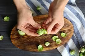 cuisiner choux de bruxelles frais choux de bruxelles bien cuisiner interfel les fruits et