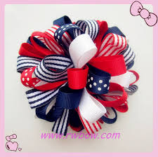 loopy bow sell fourth of july loopy bow id 18798342 ec21