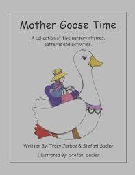 4 best images of printable mother goose nursery rhymes book