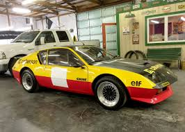 renault alpine gta renault alpine a 310 makeover central classic cars