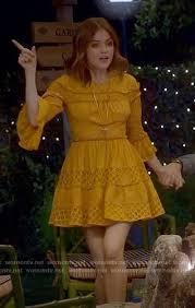 Aria Halloween Costume Aria Montgomery Fashion Pretty Liars Lucy Hale