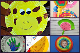 10 easy and exciting plate craft ideas for
