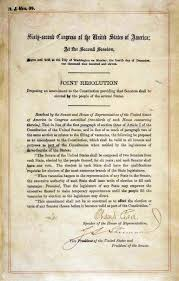 thanksgiving proclamation 1789 article the first 17th amendment