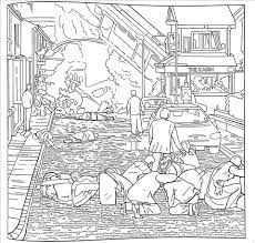 coronation street u0027s new colouring book is almost as depressing as