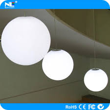 hanging globe lights indoors indoor and outdoor ceiling light balls color changing led