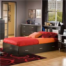Bookcase Platform Storage Bed Most Affordable Full U0026 Twin Size Captain U0027s Beds With Storage