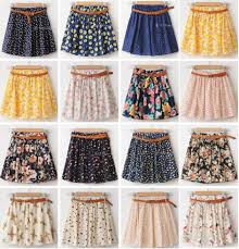 summer skirts chiffon stripe picture more detailed picture about new 2014