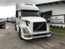 volvo truck fl used 2012 volvo vnl64t670 tandem axle sleeper for sale in fl 1054