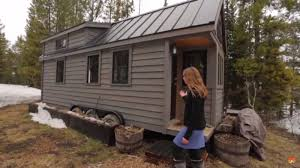 wyoming house tiny house living in wyoming video
