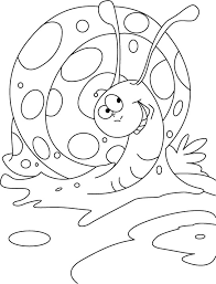 spirited snail coloring pages download free spirited