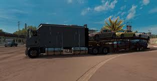 a model kenworth kenworth k100 truck fixed by solaris36 american truck simulator