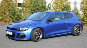 volkswagen scirocco r 2012 b u0026b transforms the sporty scirocco r into a real dream car